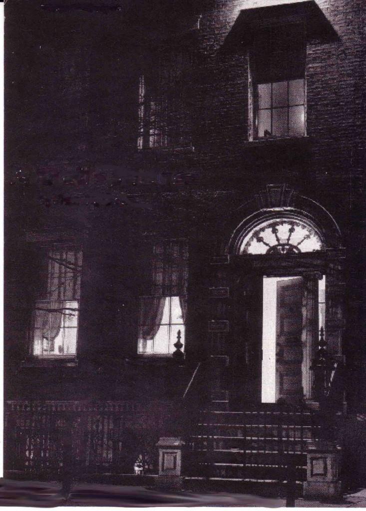 Manhattan's Most Haunted House