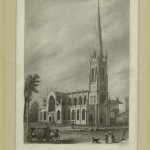 Grace Church in 19th century New York City