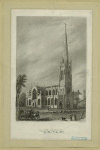 Grace Church, 1843