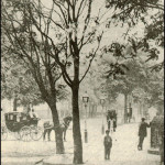 Lafayette Place in 19th century New York City