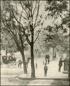 Lafayette Place, 1866