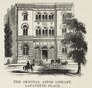 Astor Library