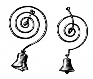 Servant Call Bells, Illustration by Robert Van Nutt