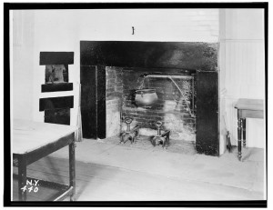 Kitchen Hearth, 1935