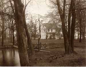 Tredwell House in Rumson, NJ