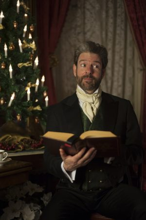John Kevin Jones in A Christmas Carol