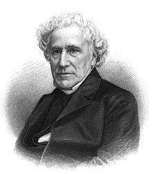 Dr. William Augustus Muhlenberg. (Wikipedia.com)