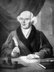 Dr. Samuel Hahnemann (1755-1843). (www.wikipedia.org)