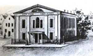 New York Free School Society, 1809. (http://images.google.com).