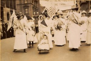 Suffrage Parade, 1912 (WDL.org)