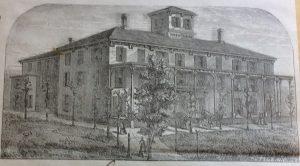 Leland House, Schroon Lake, NY. (Nichols Family Papers, NYHS).