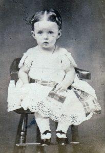 Lillie Nichols, ca. 1856 (MHM 2002.0242)