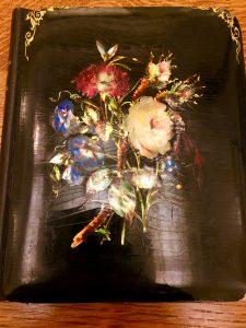Evelina Nack's Autograph Album, 1852-53, New-York Historical Society.