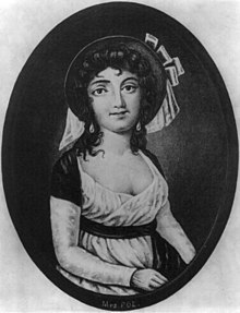 Elizabeth Arnold Poe (Library of Congress).