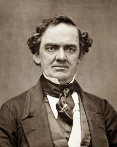 P.T. Barnum, 1851. Hollis.Harvard.edu