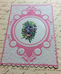 Valentine, n.d., Butler-Laing Family Papers, NYHS