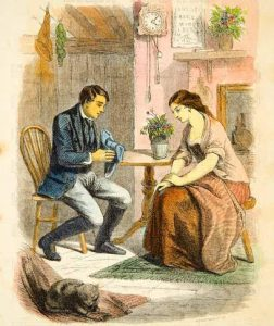 The Proposal, 1862.