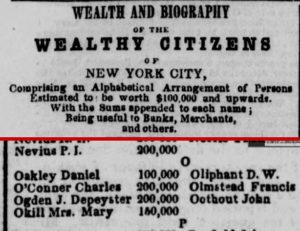 The New York Herald, January 11, 1845