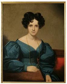 Eliza Moscrop Onderdonk (1794-1887), westhempsteadnowandthen.blogspot.com
