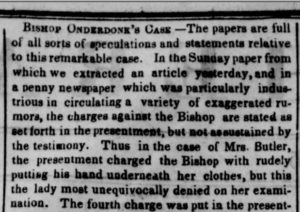 New York Herald, January 7, 1845.