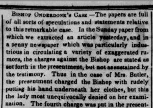 New York Herald, January 7, 1845.