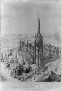 Trinity Church, 1846.