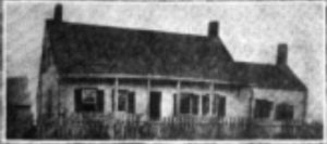 Home of Edward Earle, Jr., Secaucus, New Jersey. from The Earles of Secaucus.