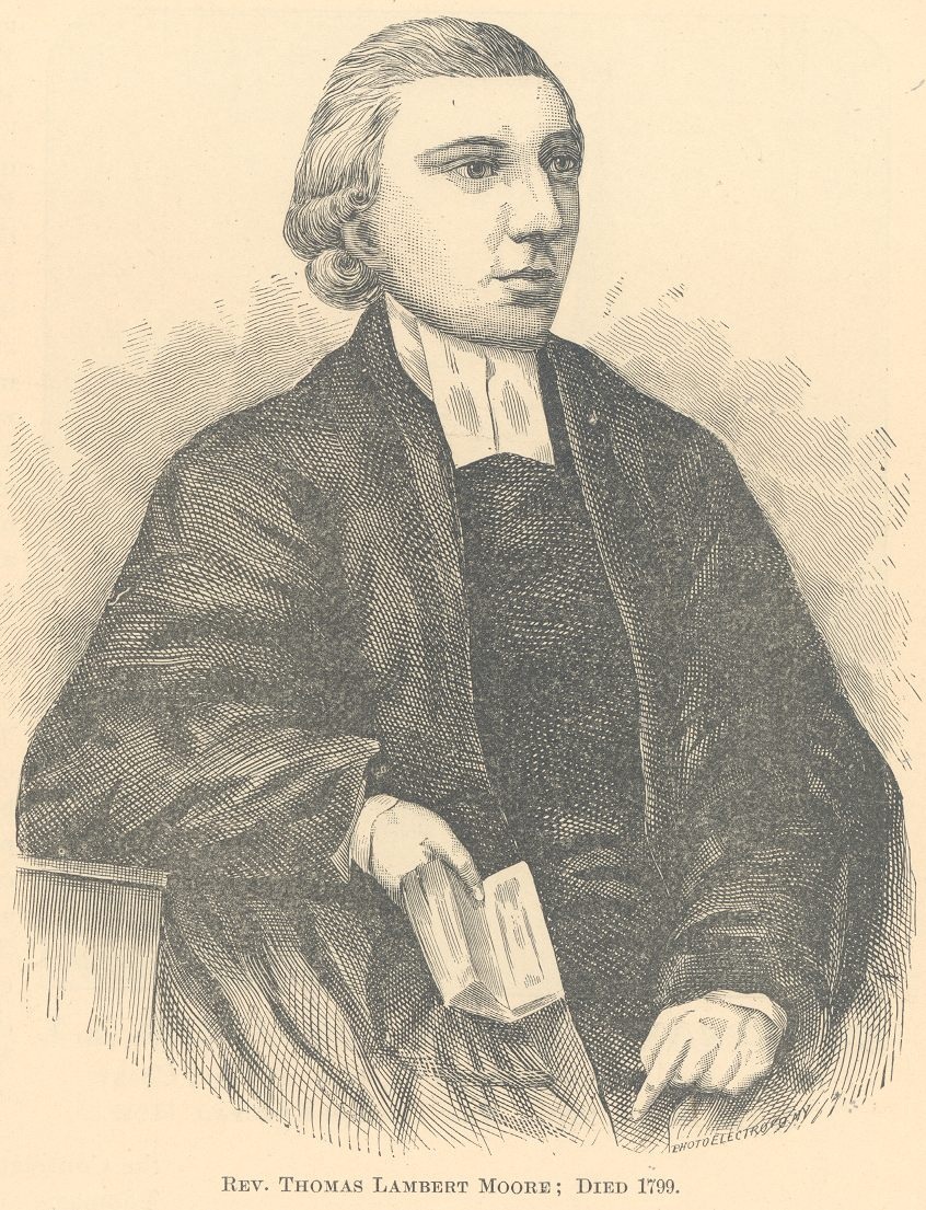 Rev. Thomas Lambert Moore